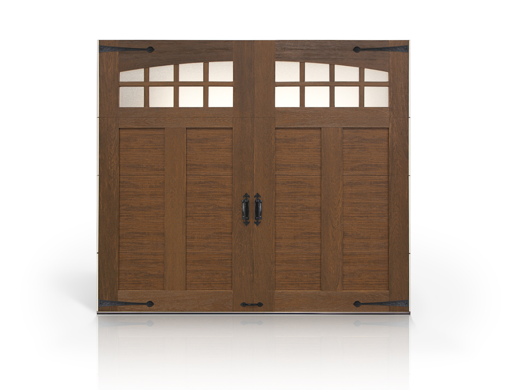 We Ll Take The Fake New Clopay Faux Wood Garage Door Makes This Old House Magazine S Top 100 Products List
