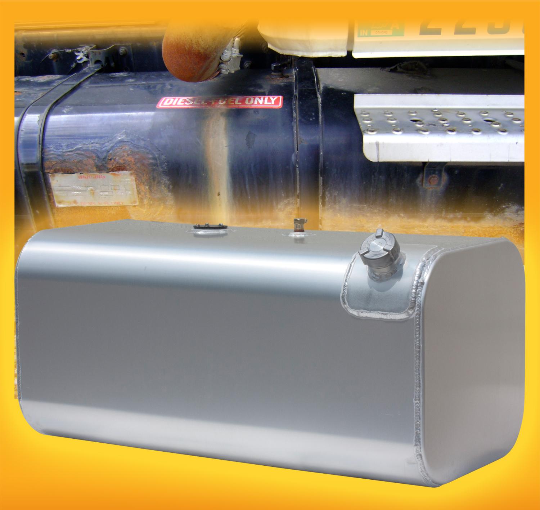 Cleveland Tank Announces Aluminum Diesel Fuel Tanks for