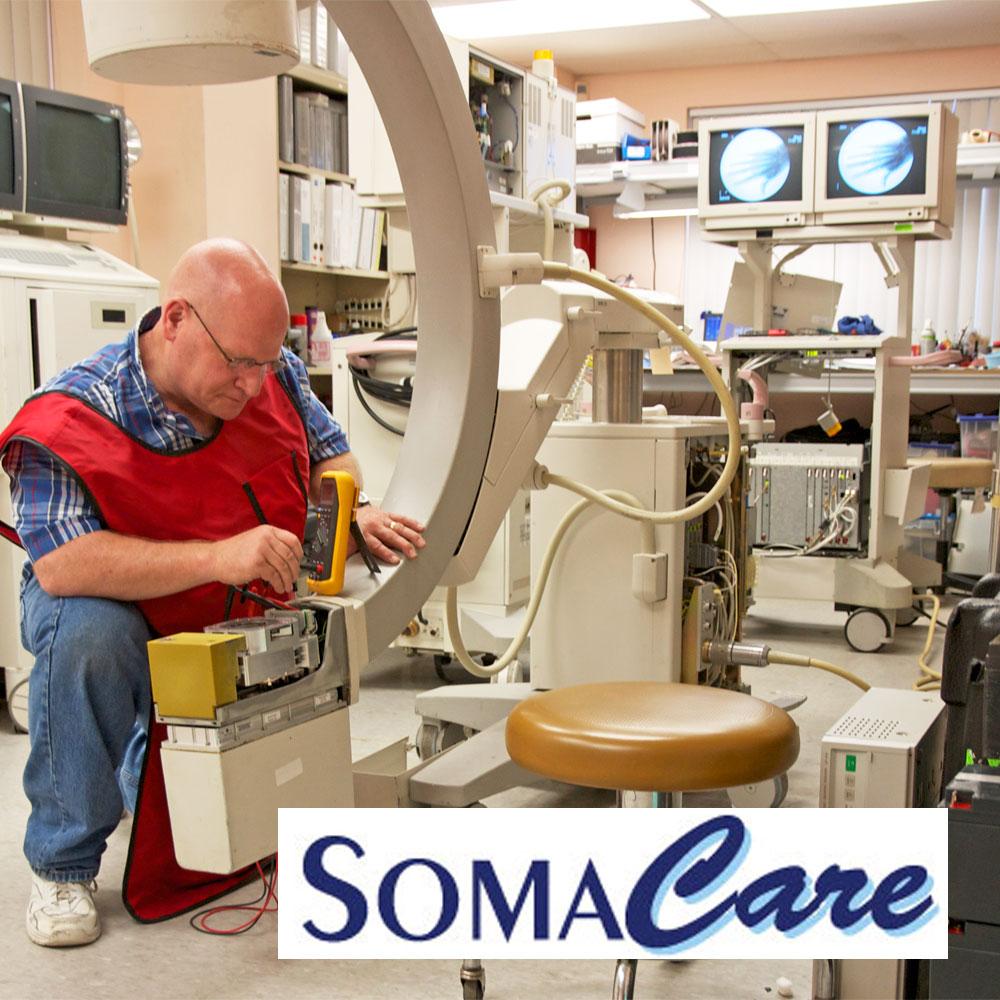 medical equipment repair technicians