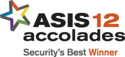 security industry'sASIS Accolades Award