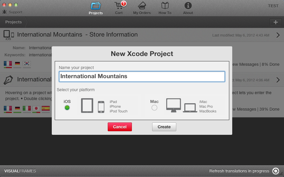 TraductoPro's Mac and iOS Localization Tool Now Available in