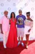 (L-R): Phill Wilson of The Black AIDS Institute, Robi Reed, Affion Crockett, and Vanessa Bell Calloway (photo credit: Arnold Turner / Reed For Hope Foundation)