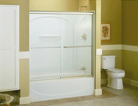 Finesse Shower Tub Door From Sterling ... : sterling door - Pezcame.Com