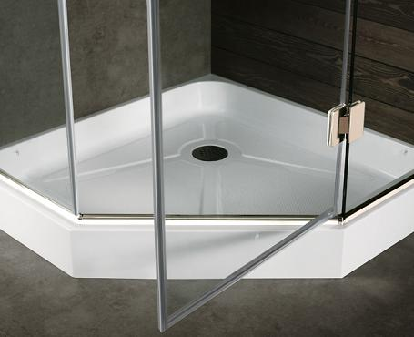 Kathryn Shower Base In White From Kohler