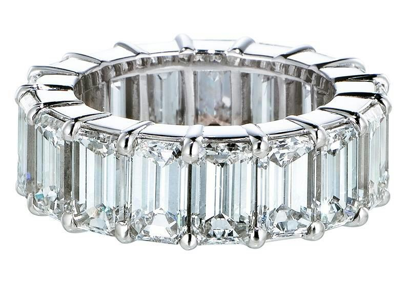 Eternity Band Sale Announced At The World S Finest Cubic