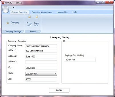 Form W2c Software Previous Customers Of Ezw2correction Accommodated