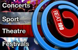 Music, Concert and Theatre Tickets now available on Beat100