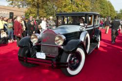 The 8th Annual Americana Manhasset d'Elegance will be held on Sunday, October 14, 2012