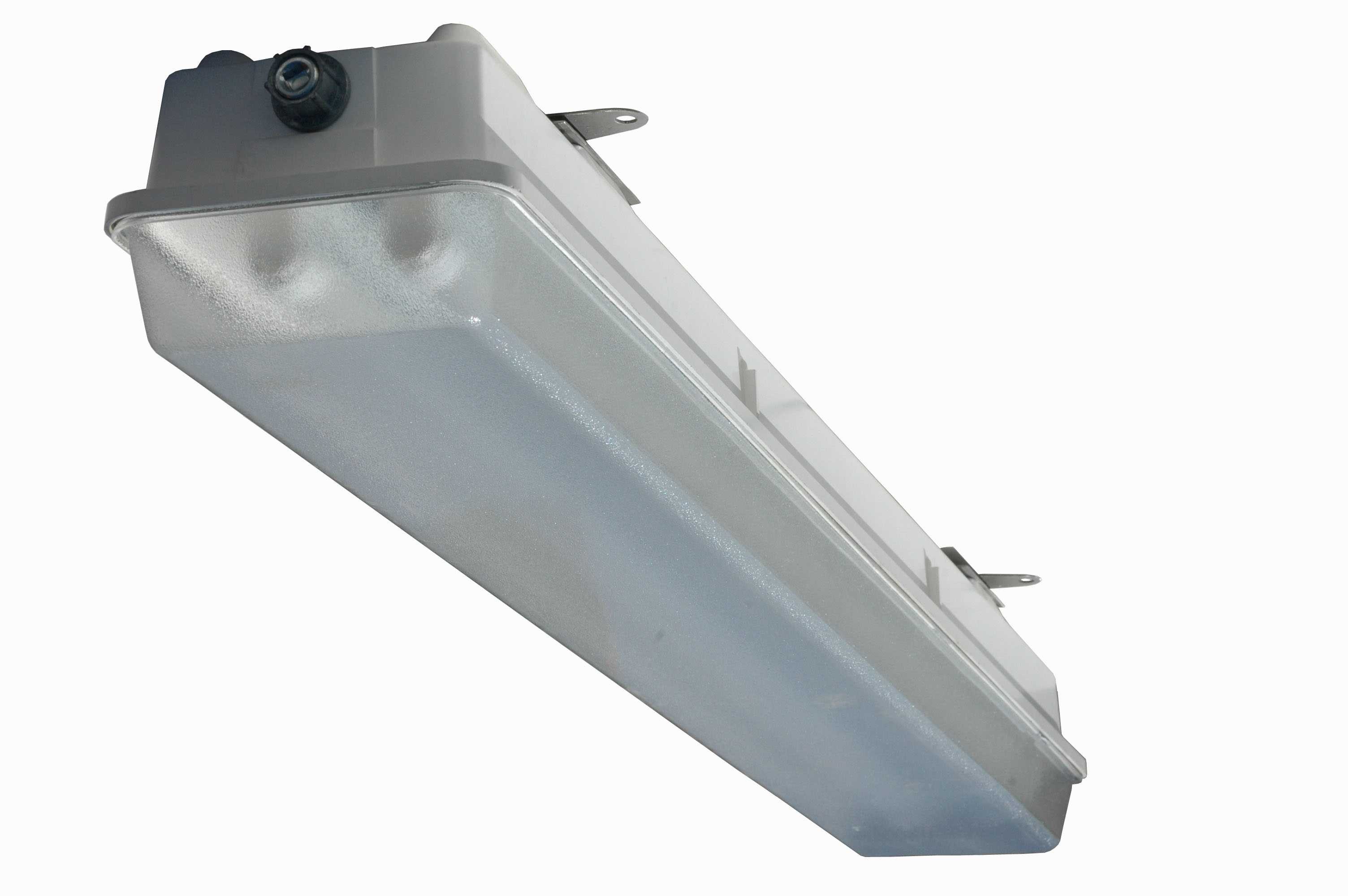 Class 1 Division 2 Emergency Led Light With Backuppower Outage Backup Operation Fixture Surface Mount Explosion Proof