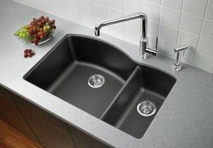 blanco silgranit sinks blanco silgranit diamond kitchen sink scratchresistant sinks by are introduced