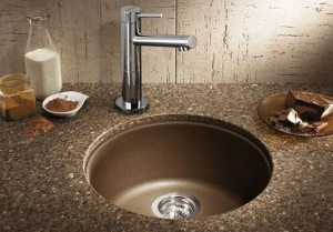Scratch Resistant Silgranit Kitchen Sinks By Blanco Are