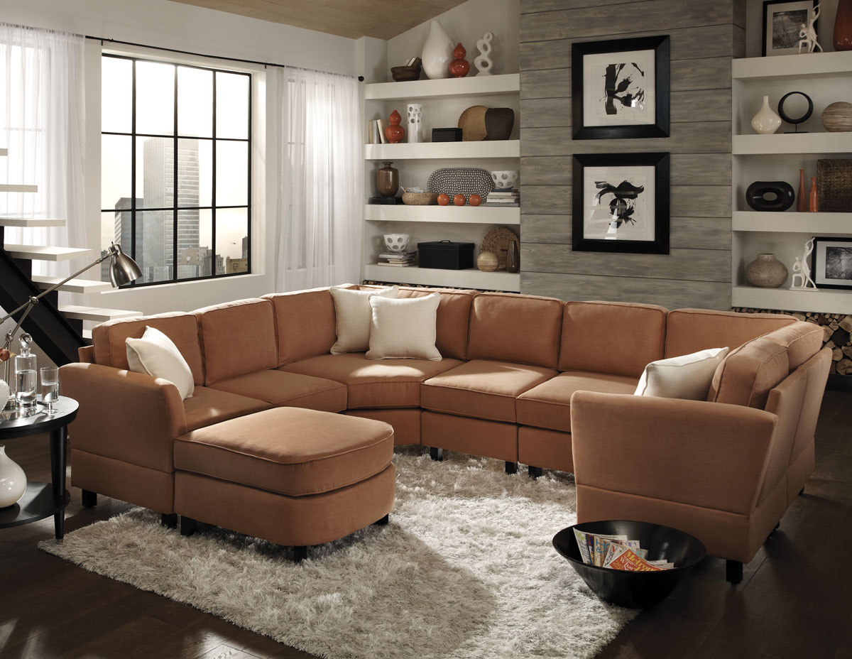 Simplicity Sofas Sectionals Are Designed For Small Es And Places To Fit Where No Other Sectional Will Go