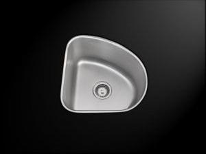 Delightful Amerisink Undermount Stainless Steel Bar Sink ...