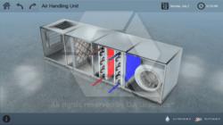 Qa Graphics Develops Custom Trane System Graphics