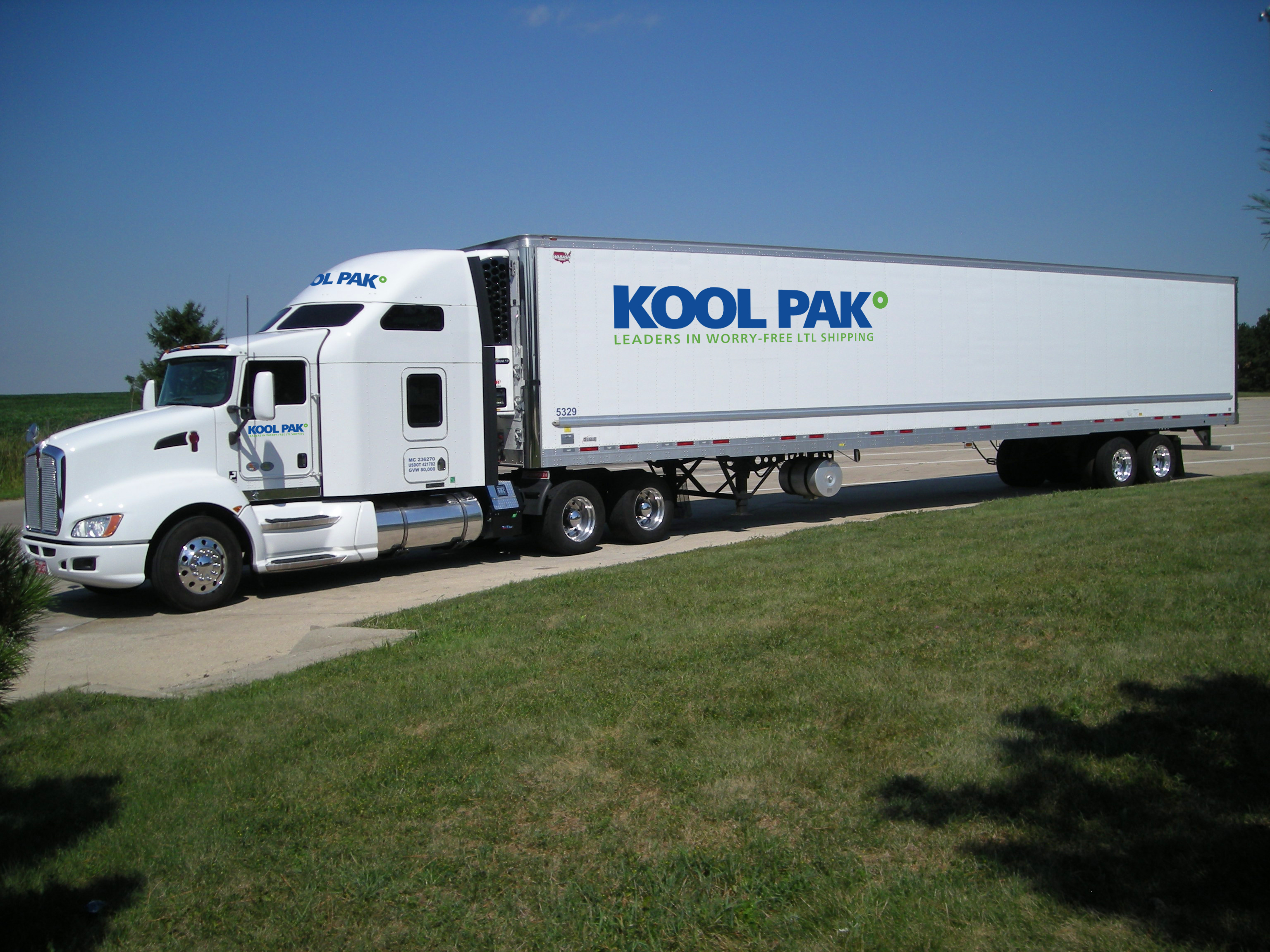 KOOL PAK° And Polar Express Transportation Expand
