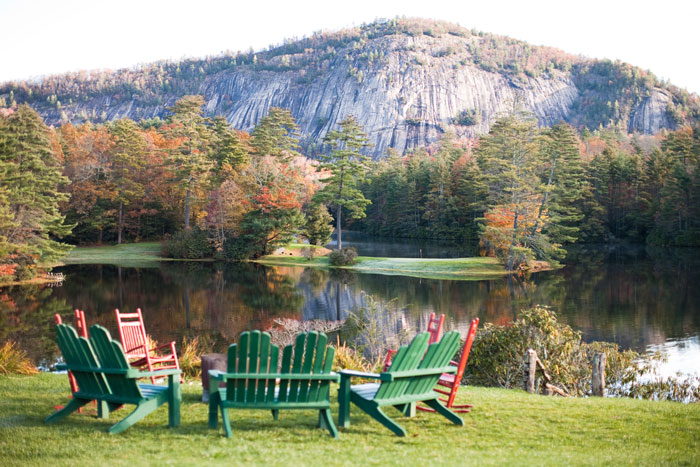 North Carolina Mountain Resort Takes Fall Foliage To New