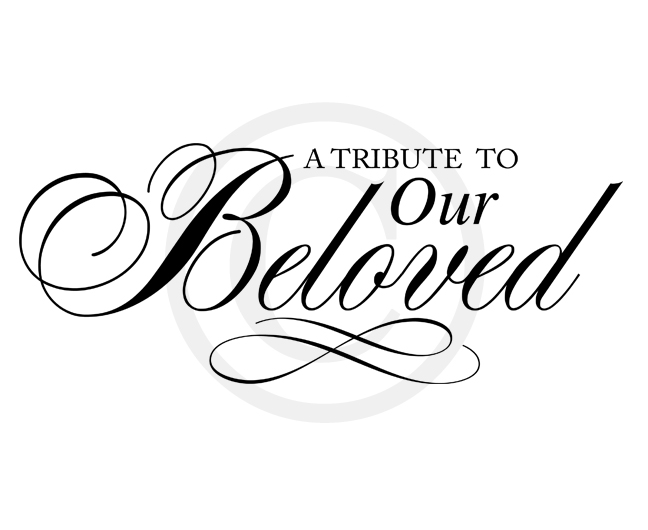 Celebration Of Life Template | New Celebrations Of Life Template Superstore Launches Downloadable