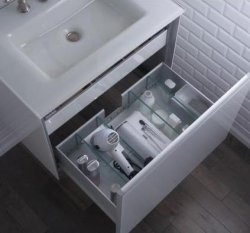 Robern Bathroom Vanities And Medicine Cabinets For A Highly Organized Bathroom Are Introduced By