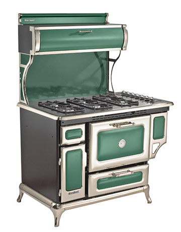 Heartland Kitchen Vintage Inspired Stove From Clic Collection