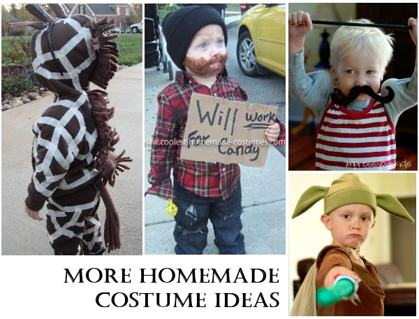 home made costumehome made costume  sc 1 st  PR Web & Kids Activities Blog is Taking Homemade Halloween Costumes and Other ...