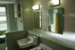 Eighteen community bathrooms in a University of North Carolina residence hall were in need of updating.