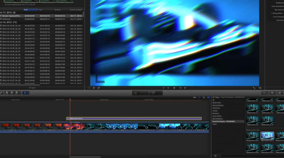 Proshiver Plugin For Final Cut Pro X Released Today From