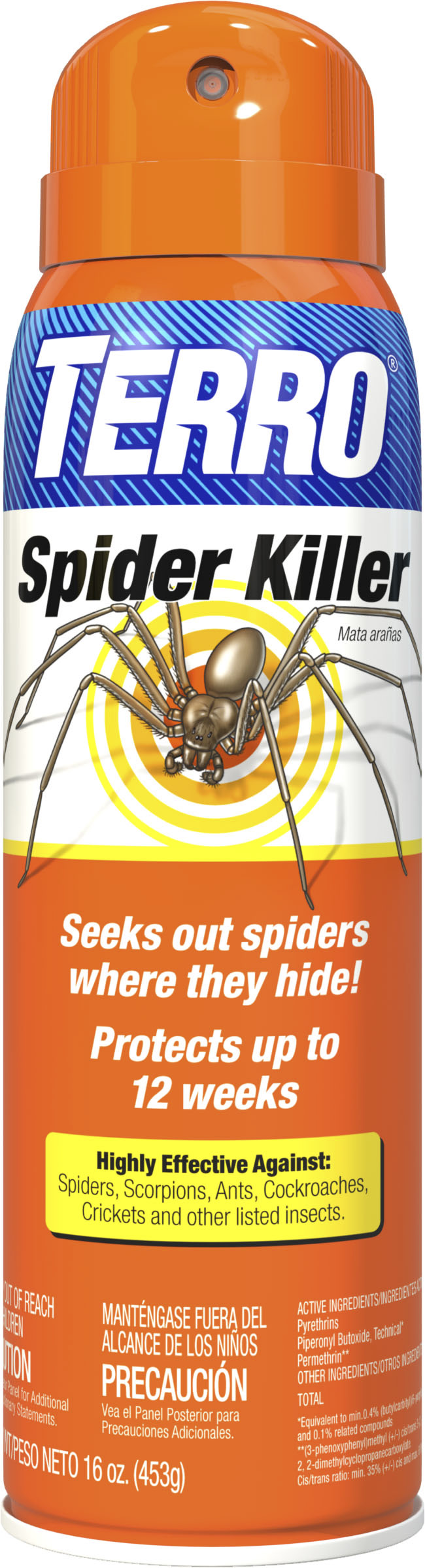 Border Control Terro Offers Advise On How To Prevent Spider And Insect Home Invasions As Falling Temperatures Drive Pests Indoors