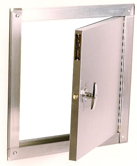 Ordinaire Linen Chute Door   Side Hinged ...
