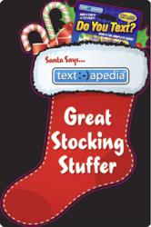 Textapedia - Stocking Stuffer