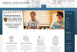 www.LiberalArtsColleges.com - Guide to the Top Liberal Arts Colleges