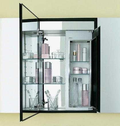High Tech Medicine Cabinets From Robern Are Introduced By