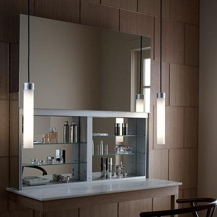 Bathroom Cabinet With Light