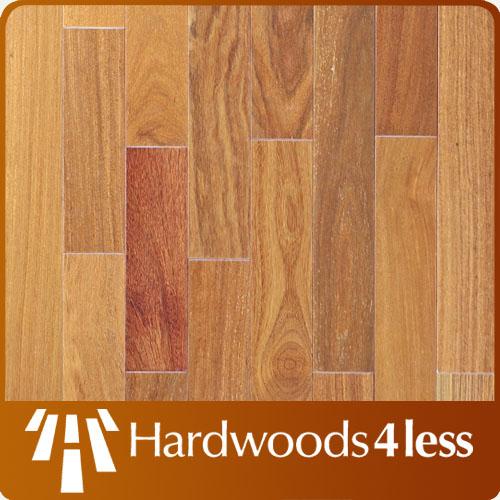 Hardwoods Less Introduces Rustic Grade Brazilian Teak Hardwood Flooring Affordable