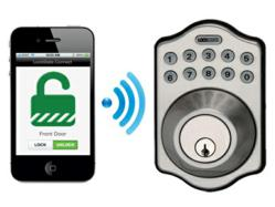 Smart Home, home automation, parents, iPhone, door locks, Wi-Fi locks, keyless locks, home security, security systems, home tech gadgets