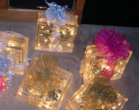 Crafters Create Holiday Decorations and Gifts Using ...