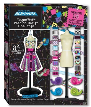 New Fashion Angels Project Runway Collection Hits Store Shelves