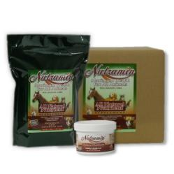 Restore Your Animal's Health to its Natural, Wild State with NutraMin Mineral Nutrients
