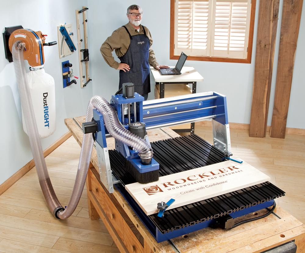 Rockler Woodworking & Hardware International Catalog