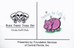Ocala Business Sponsors A Tough Day On The Golf Course To Benefit Children With Special Needs In Marion County Florida