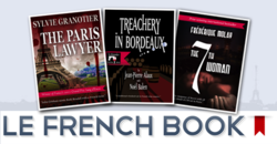 Crime fiction for the holidays (from Le French Book)