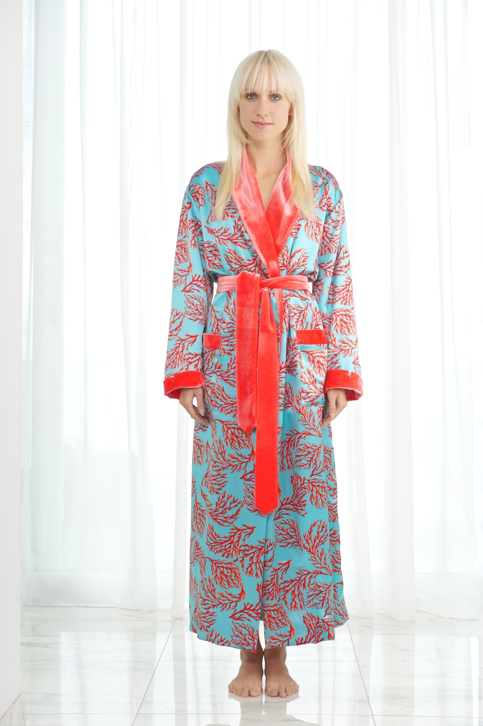 New British Designer Creates Dressing Gown Dreams Soffiab Launches