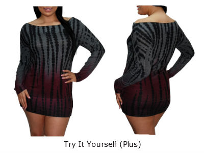 Great Glam Introduces New Plus Size Dresses For Women Offers Free