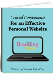 Free Ebook published on website development for personal branding