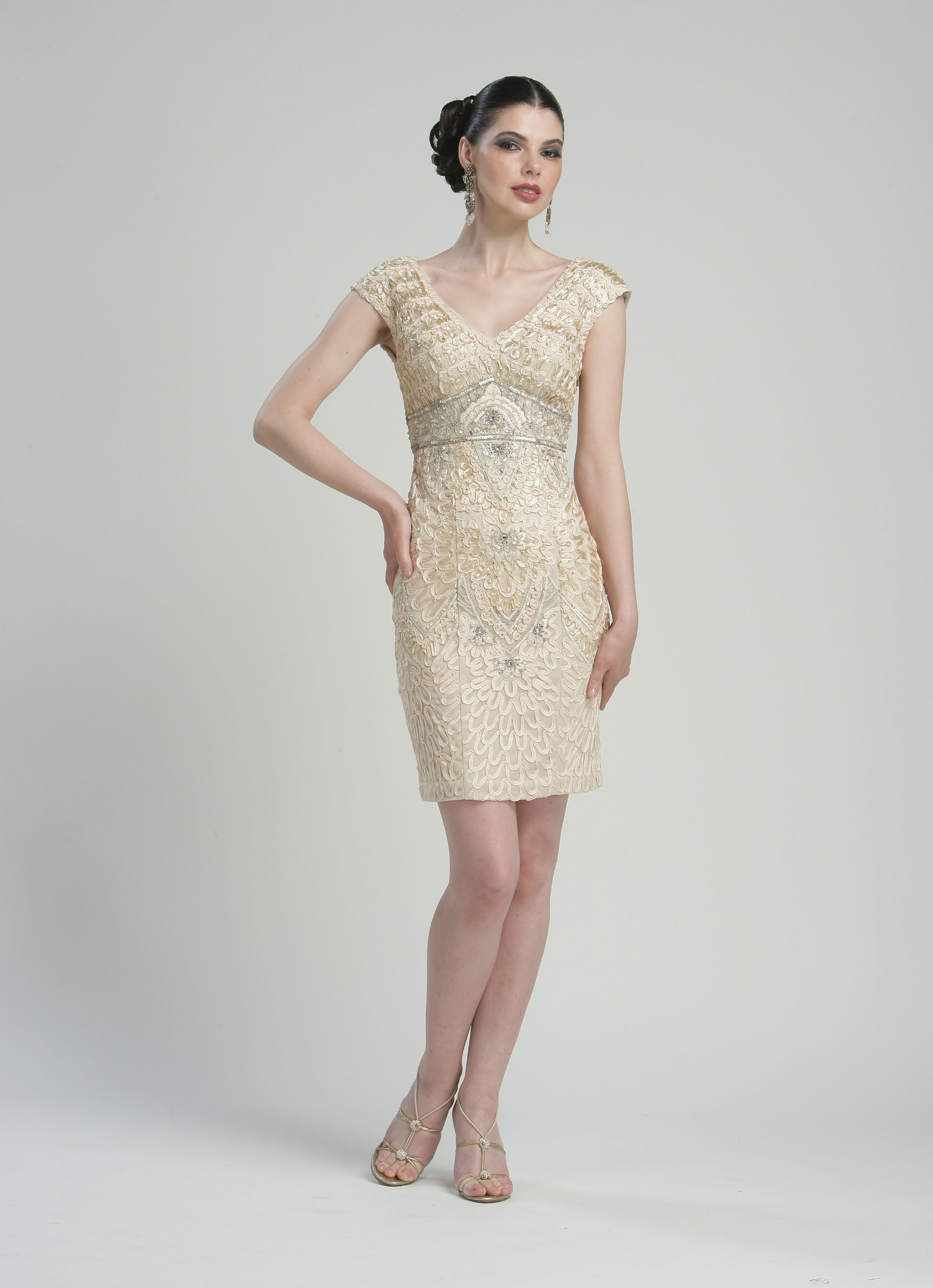 Sue Wong Delivers Latest Collection of Holiday Fashion Gems
