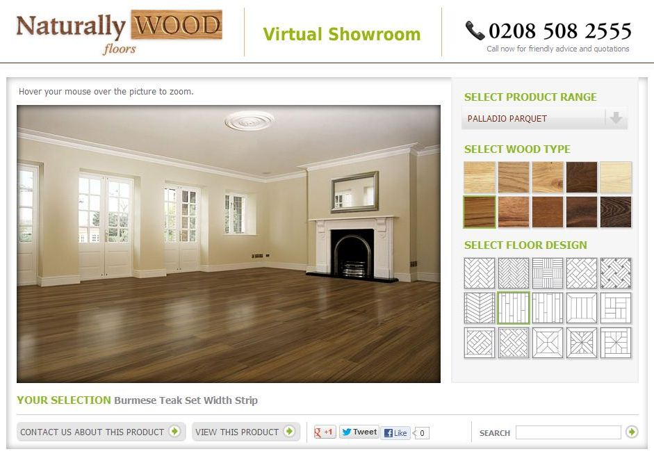 Wood Flooring Experts Naturally Wood Floors Launch Interactive