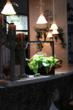 The LED Mini Garden's streamline design fits into any home decor