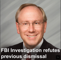 Embarrassed - FBI forensic investigation refutes Buena Vista County Attorney Phil Haven's previous dismissal of criminal charges