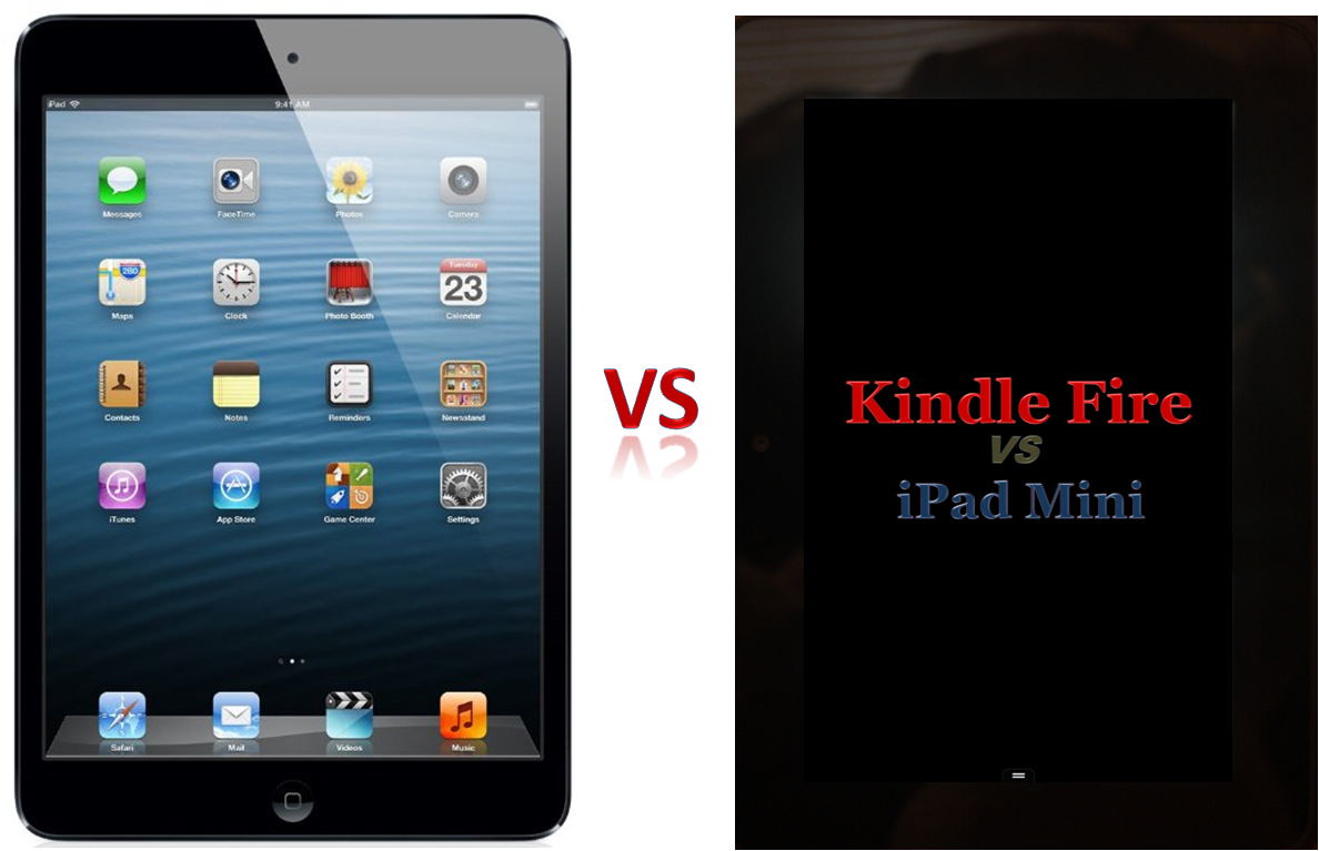 Apple Ipad Vs Kindle: Kindle Fire HD 8.9 Review: Top 5 Pros And Cons And IPad Vs