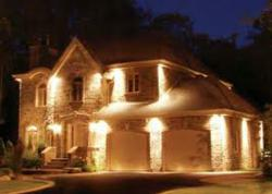 home security exterior lighting tips