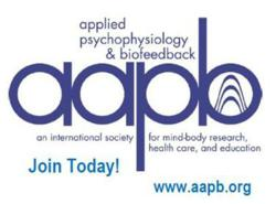 biofeedback, applied psychophysiology,